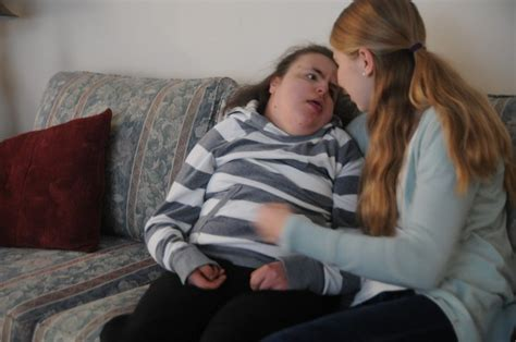 Sophomore Cares for Sister Surviving with Trisomy 18   The