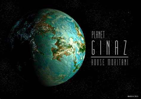 Planets of Dune on Behance