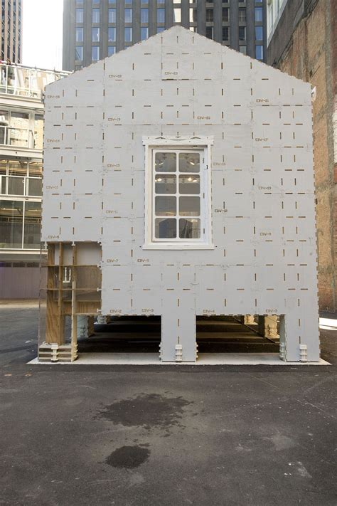Digitally Fabricated House for New Orleans   Digital