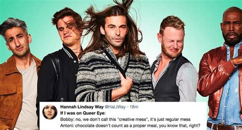 The 'If I Was On Queer Eye' Meme Will Make You Question