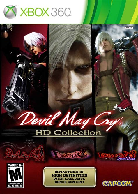 Devil May Cry HD Collection - Xbox 360 - IGN