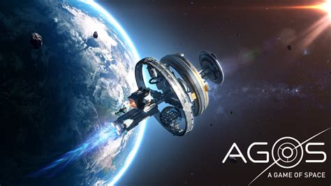 AGOS: A Game of Space is Ubisoft's Next VR Adventure – VRFocus