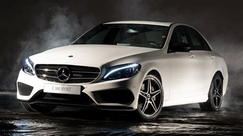 2016 Mercedes-Benz C-Class AMG Styling (BR) - Wallpapers