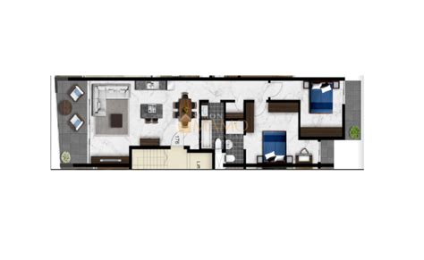 Property for sale in Malta: 2 Bedroom Apartments in