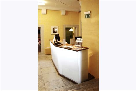 Empfangstheke Hotel Aare Solothurn