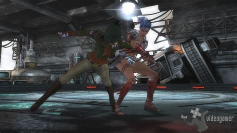 All Girl Fight Screenshots for Xbox 360, PlayStation 3