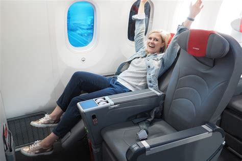 What is it like to fly Norwegian premium? - A Beauty