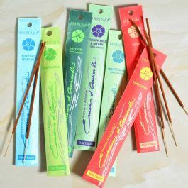 Shop Incense of Auroville by Maroma | Auroville