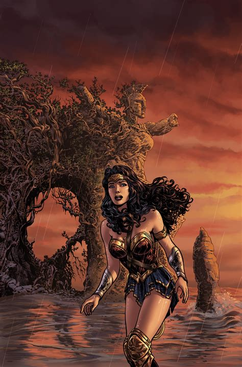 Wonder Woman Learns Another Shocking Secret in DC Rebirth