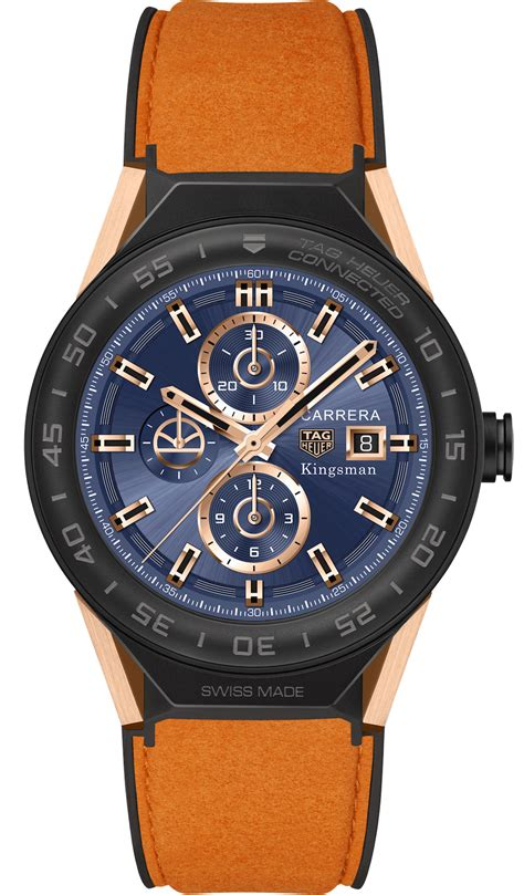 TAG Heuer Watch Connected Modular 45 Kingsman Special