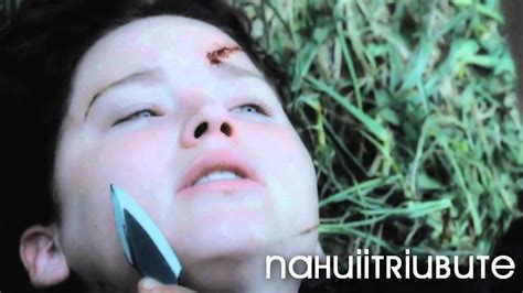 The Hunger Games - Clove's Death [HD] - YouTube