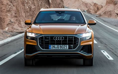 2018 Audi Q8 S line - Wallpapers and HD Images | Car Pixel
