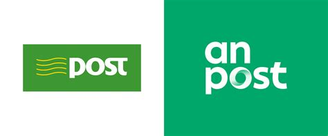 Brand New: New Logo and Identity for An Post by Image Now