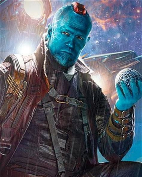 GUARDIANS OF THE GALAXY Poster for Yondo — GeekTyrant