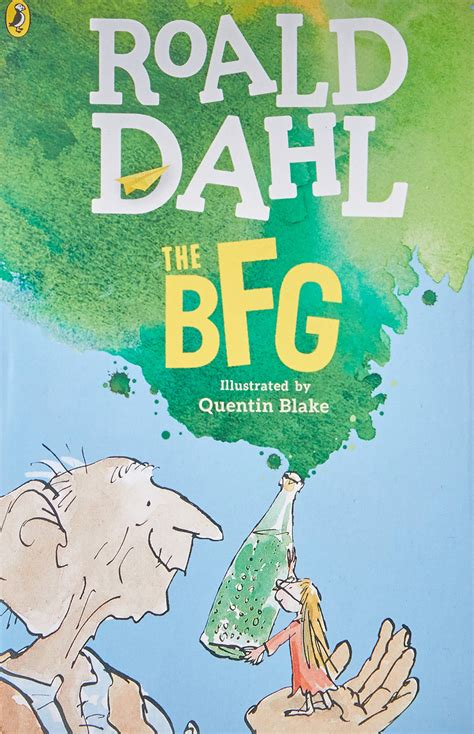 When did the bfg book come out, setc18